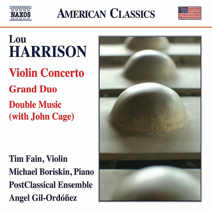 Lou Harrison: Violin Concerto / Grand Duo / Double Music