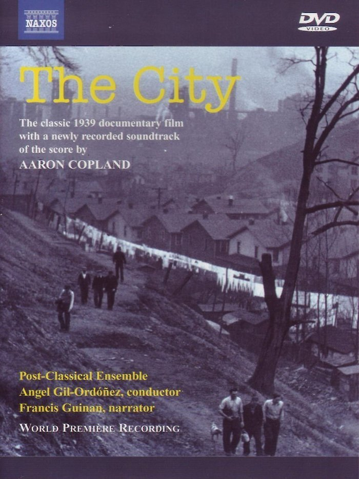 Aaron Copland: The City (DVD)
