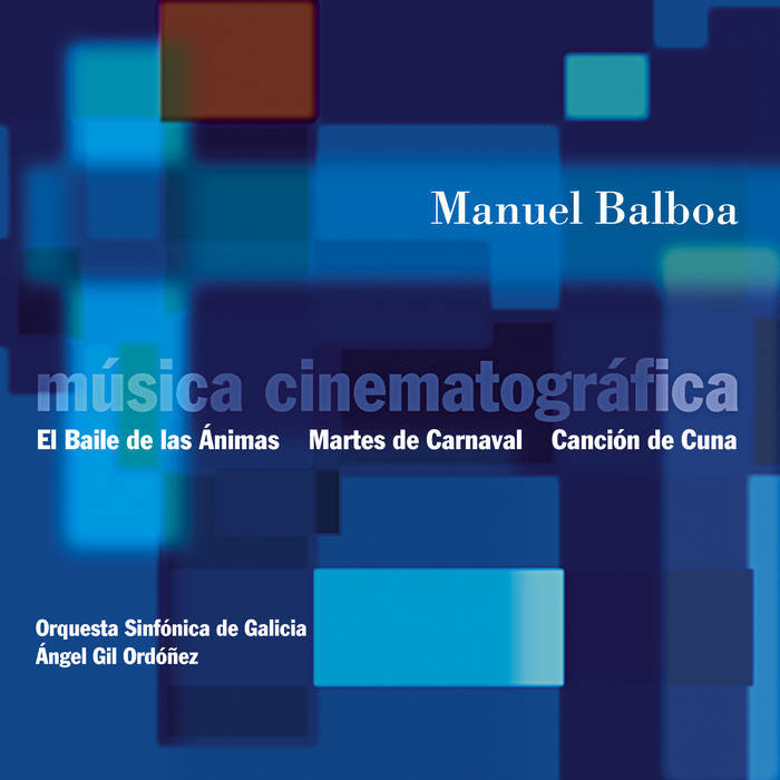 Film Music by Manuel Balboa