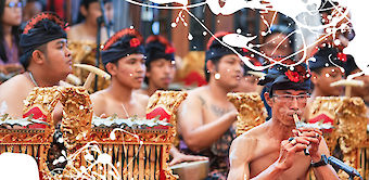 Cultural Fusion: The Gamelan Experience